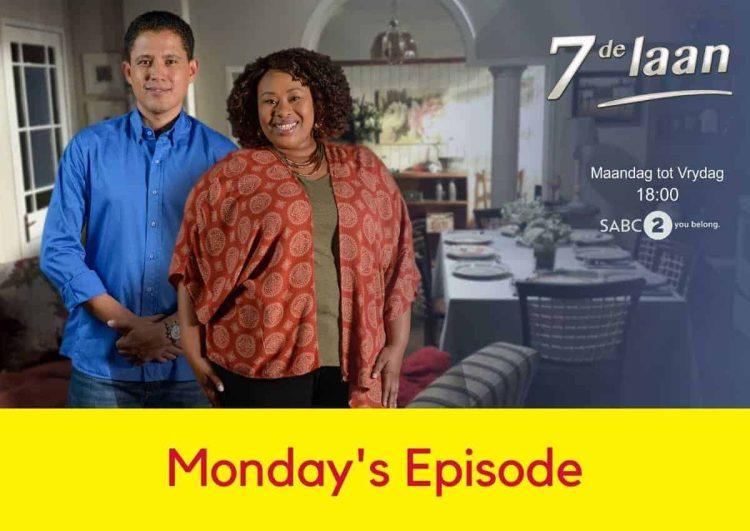 7de Laan Mondays Episode