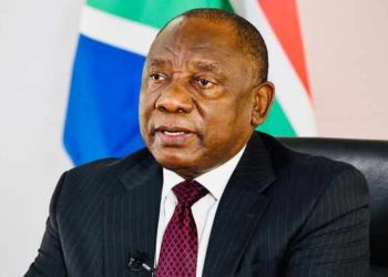 4 things that Cyril Ramaphosa addressed in his speech tonight