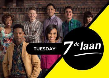 On today's episode of 7de Laan 5 October, Tuesday.