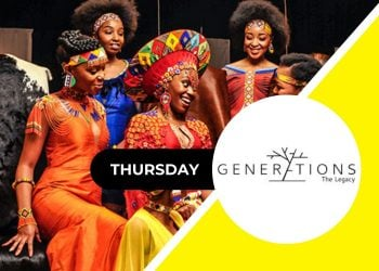 On today's episode of Generations The Legacy Thursday