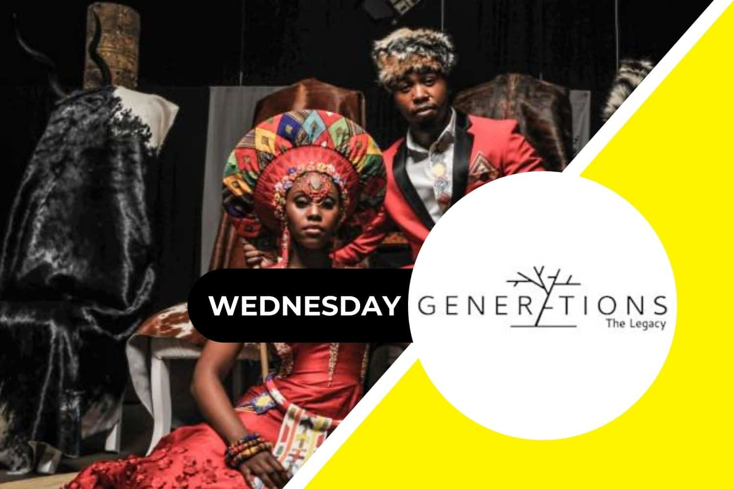 On today's episode of Generations 6 October, Wednesday