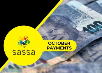SASSA changed October payment dates one day after posting schedule