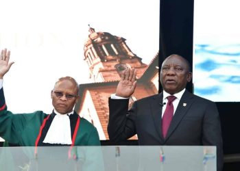 Chief Justice Mogoeng Mogoeng's term comes to an end