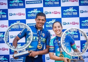 Hoffman and Le Court De Billot crowned as new Cape Town Cycle Tour champions