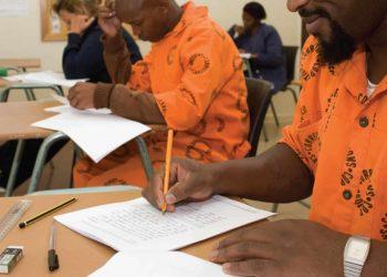Inmate rehabilitation strengthened through education