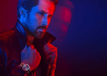 Ryan Gosling steps into the role of ambassador for Tag Heuer