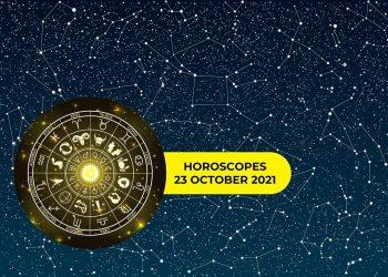 Today's Free Horoscopes 23 October 2021