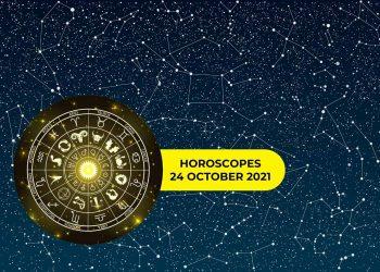 Today's Free Horoscopes 24 October 2021