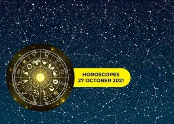 Today's Free Horoscopes 27 October 2021