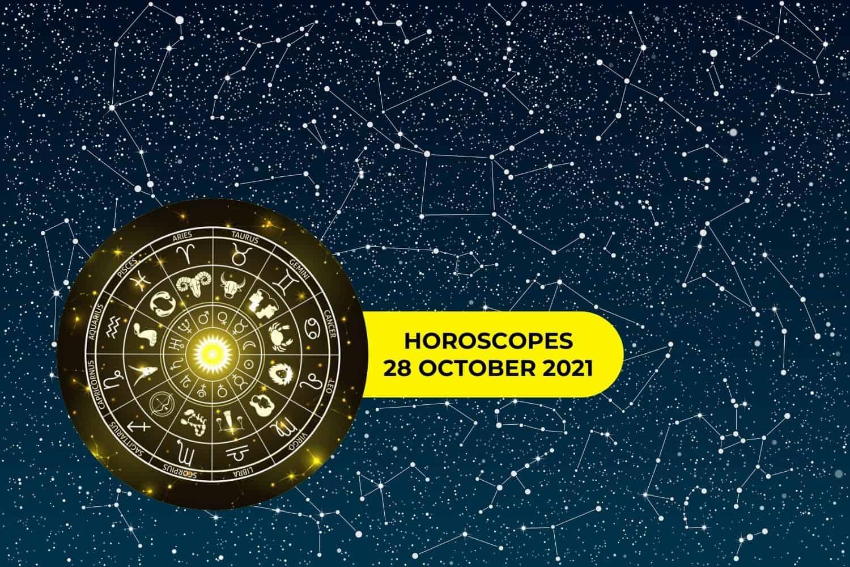 Today's Free Horoscopes 28 October 2021