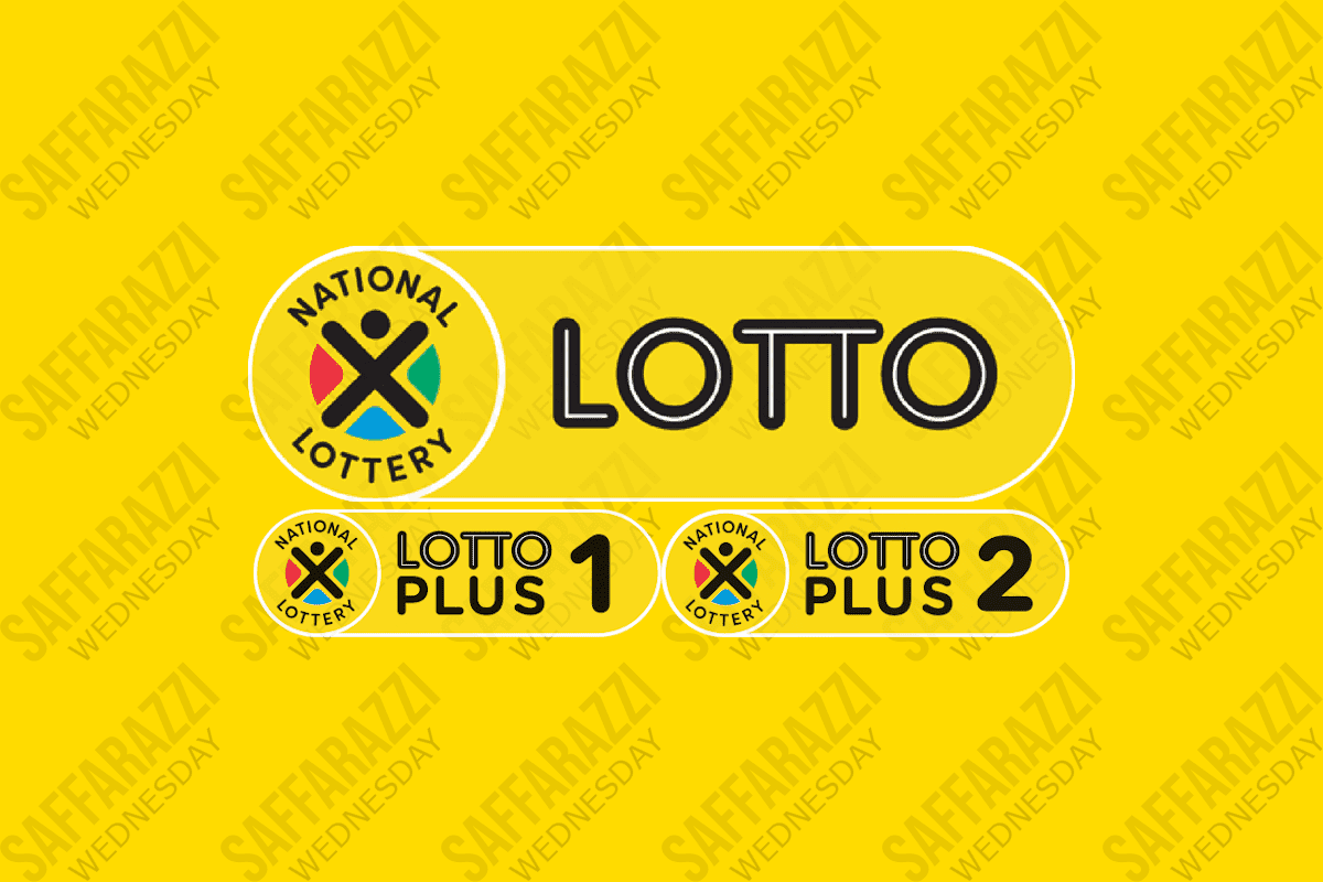 Lotto and Lotto Plus Results for Wednesday